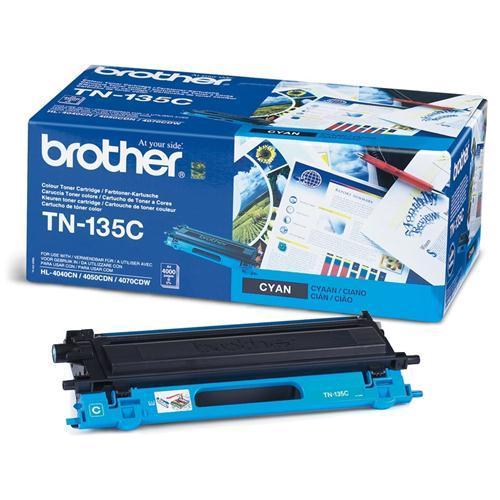 Brother Tooner TN-135C (tsüaan), Brother