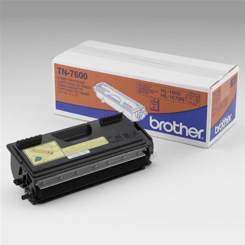 Brother Tooner TN-7600 (must), Brother