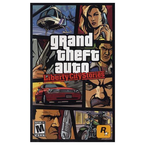 2K Games PlayStation Portable mäng GTA Liberty City Stories
