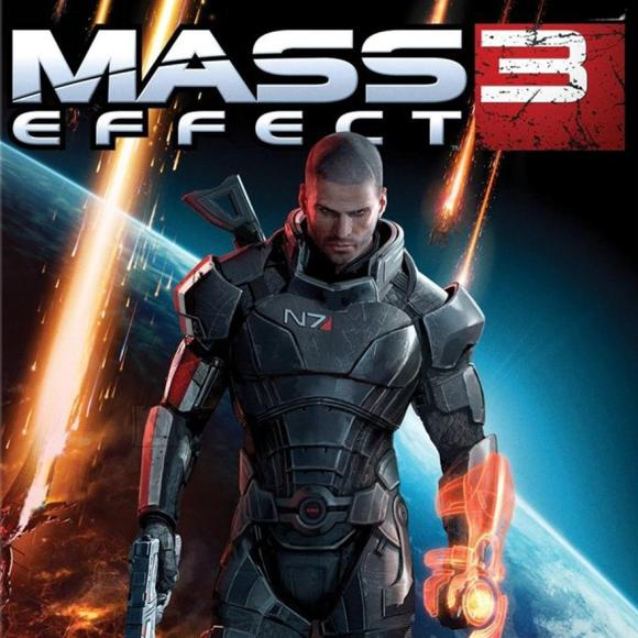 PlayStation 3 mäng Mass Effect 3