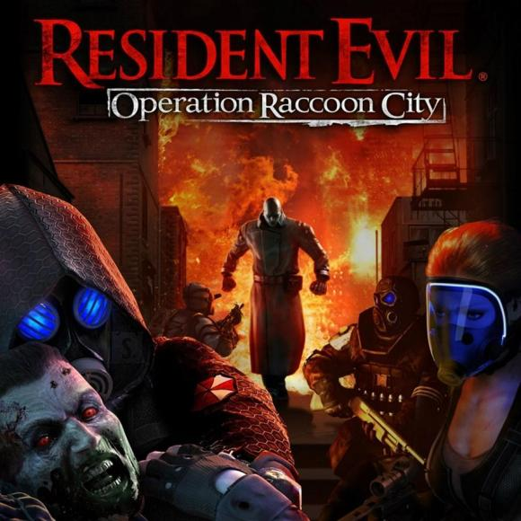 CapCom Xbox360 mäng Resident Evil: Operation Raccoon City