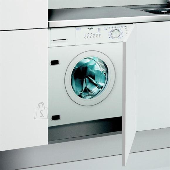 Whirlpool AWOC0714 integreeritav pesumasin 1400 p/min