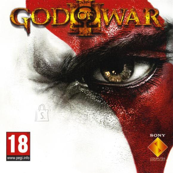 PlayStation 3 mäng God of War 3