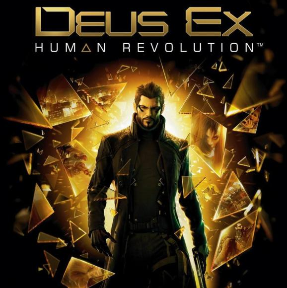 PlayStation 3 mäng Deus Ex: Human Revolution