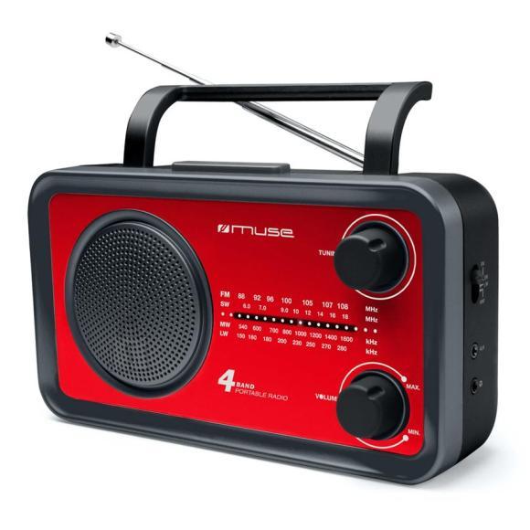Muse Kaasaskantav raadio, Muse