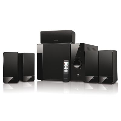 MicroLab 5.1 kõlarisüsteem FC 360, MicroLab