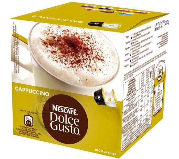 Nestle Kohvikapslid Dolce Gusto Cappuccino, Nestle