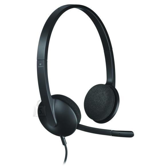 Logitech H340 kõrvaklapid