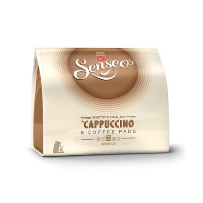 Senseo Kohvipadjad Cappuccino, Douwe Egberts