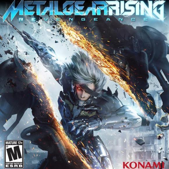 Konami PlayStation 3 mäng Metal Gear Rising: Revengeance