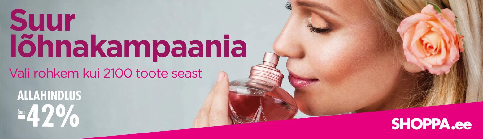 Suur lõhnakampaania