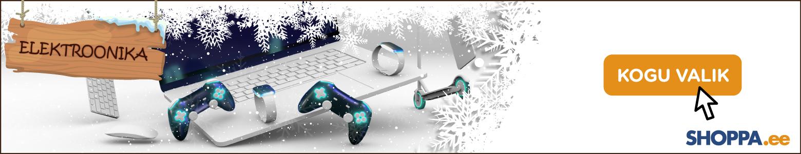 Elektroonika jõuludeks