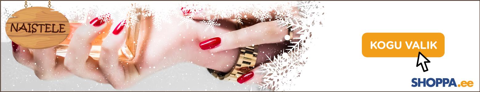 Jõulukingid naisele
