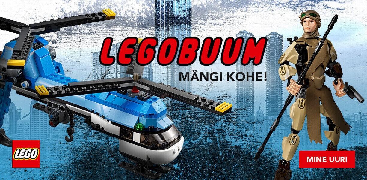 Legobuum - Mängi kohe!